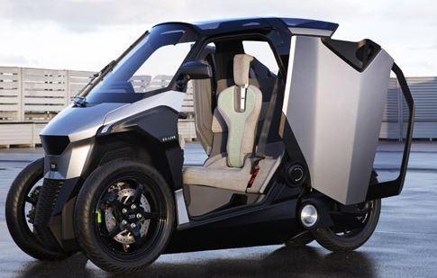 Le Groupe PSA conçoit un véhicule léger électrifié dans le cadre du consortium européen EU-LIVE