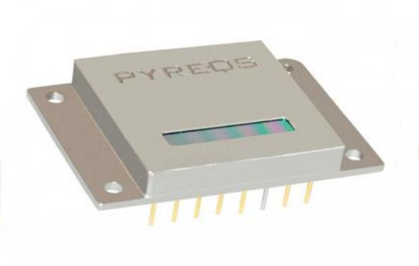 Pyreos halves price of spectrometer sensor