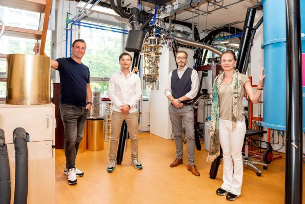 €2m investment fund for 100 quantum startups