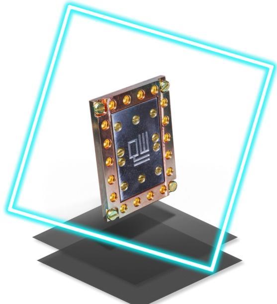 Processeur quantique; passez commande