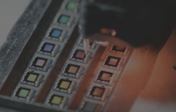Graphene, quantum dots behind wide-spectrum sensors