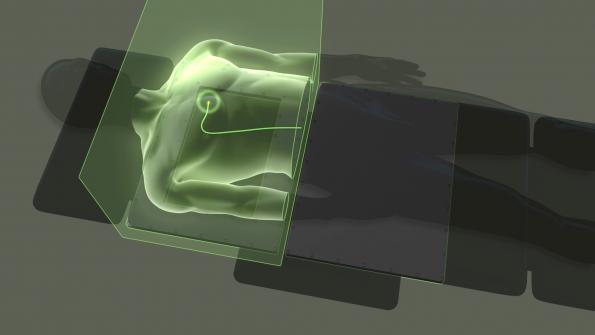 Electromagneticplatform designed for surgical navigation