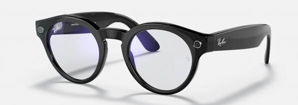 Facebook moves into smart glasses with Ray-ban - video