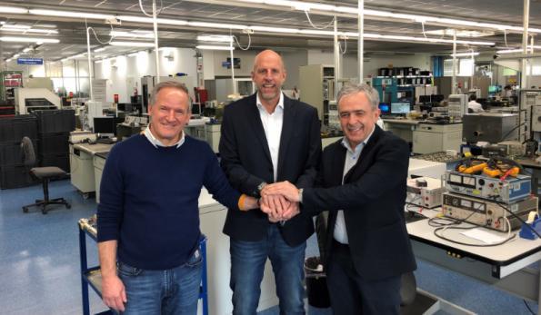 Recom buys Italian power company