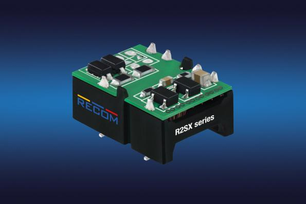 Recom R2SX open frame DC-DC converter