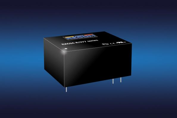 High isolation AC-DC modules for IoT and industrial automation