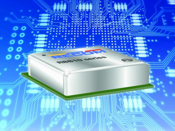 4A buck-boost DC-DC converter with low profile