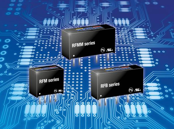 1W DC-DC converters under €1
