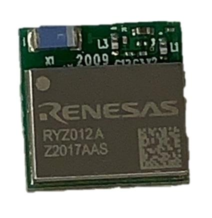 Renesas is now sampling the RYZ012 Bluetooth module which targets ultra-low-power IoT applications.