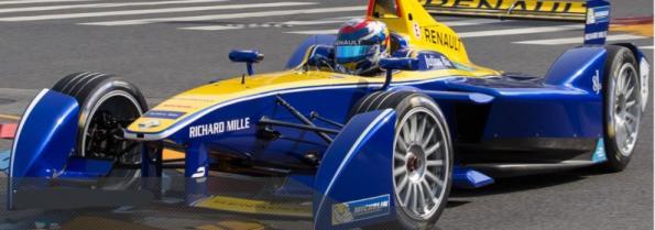 Paris accueille une étape du Championnat international FIA Formula E