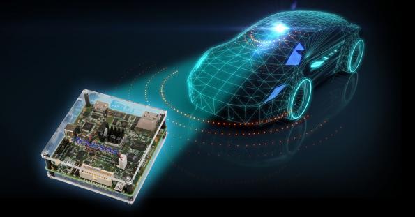 R-Car V3M-based NCAP front camera solution