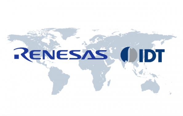 Renesas to buy IDT for $6.7 billion