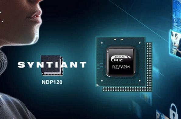 Renesas teams with Syntiant on voice-controlled visual AI