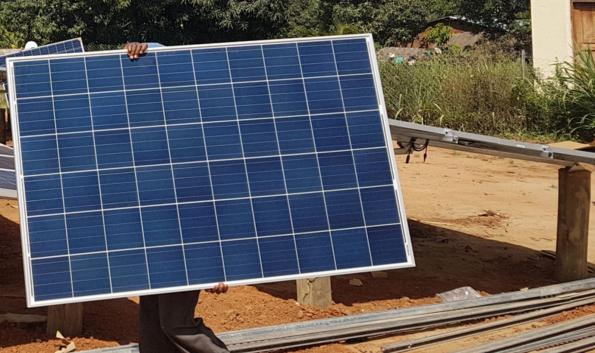 £100m for renewable energy in Africa
