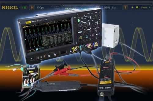 Oscilloscopes hautes performances de RIGOL