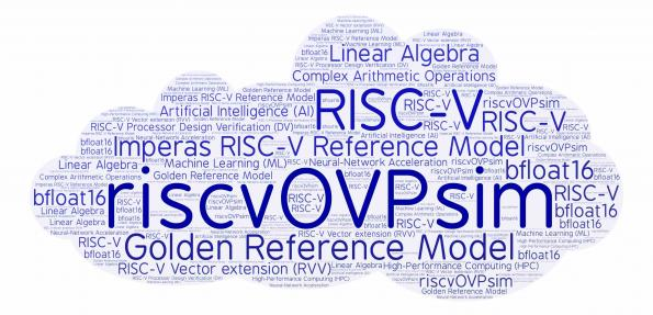 Open source RISC-V reference simulator adds vector support