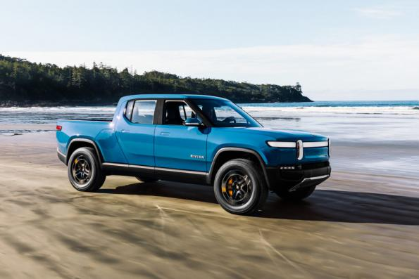 With its latest $1.3bn deal, Rivian has raised over $3bn for its electric truck development shipping next year.