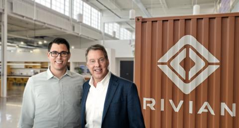 Electric pickup designer Rivian has landed a long awaited $500m from Ford Motor Company.