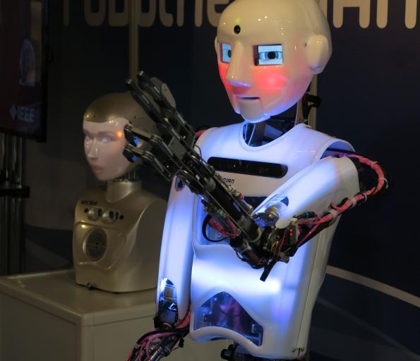 New robotics: shifting business models