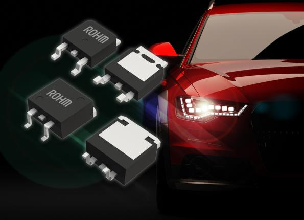 Rohm's RBxx8BM/NS200 family of 200V SBD devices enables high temperature operation that have already been proven in the automotive market in Japan