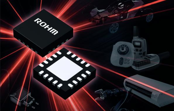 Rohm offers low-loss contactless current sensor