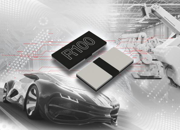 Rohm has developed a high heat dissipation structure to boost the reliability and space saving of a shunt resistor in automotive and industrial applications