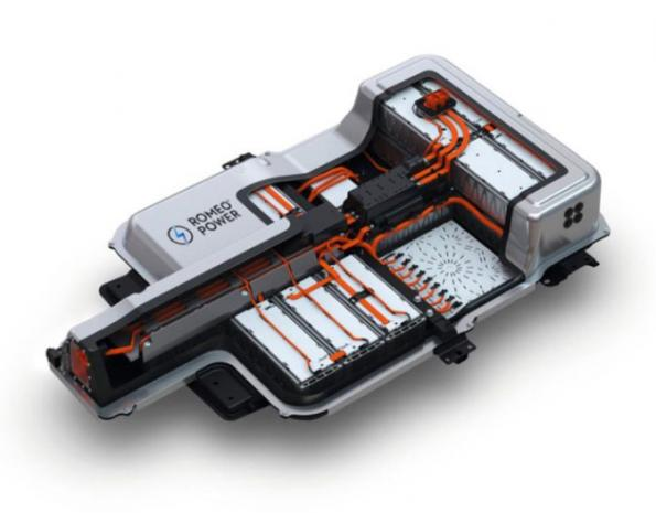 Romeo Power takes on Tesla with US battery gigafactory