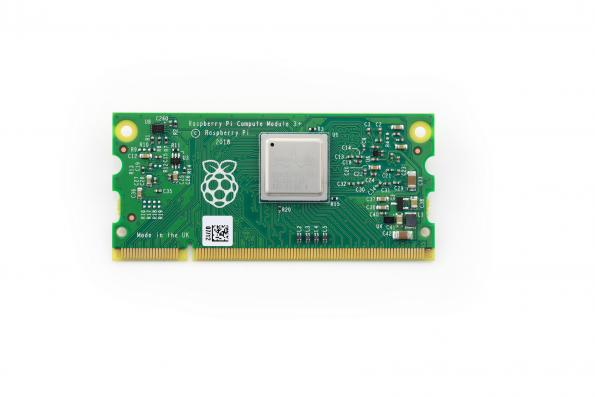 Raspberry Pi Compute Module 3+ available from Premier Farnell