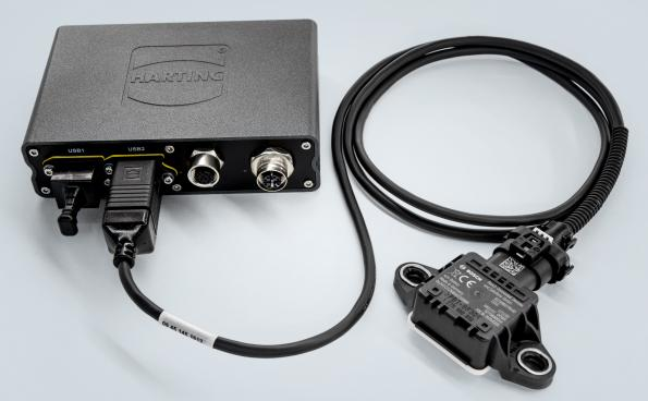 RS Components stocking IP54 plug-and-play IIoT development kit