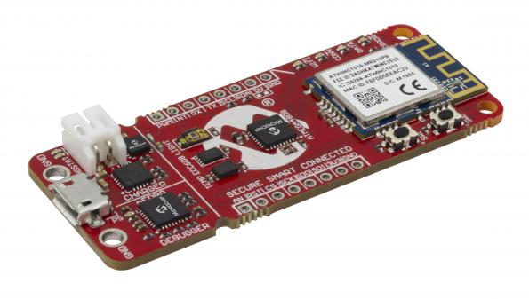 RS Components now stocking AVR MCU development board for Google Cloud