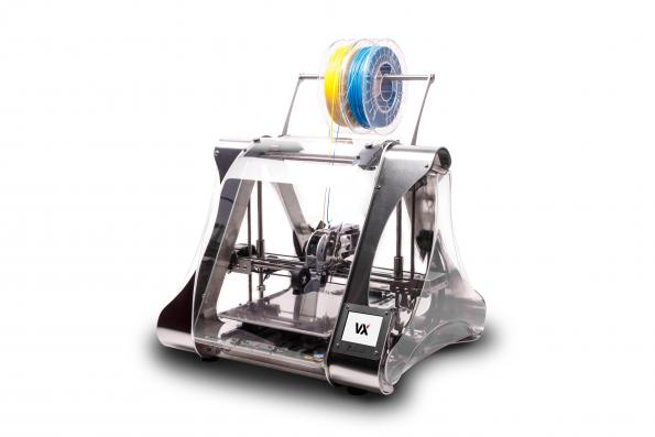 RS adds combined desktop 3D printer, CNC router and cutter/engraver