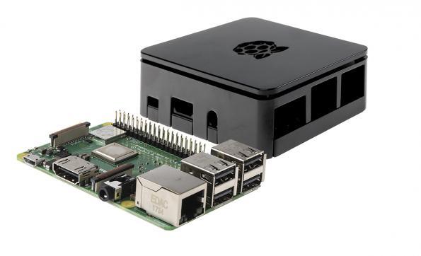 Raspberry Pi Model 3 Model B+ now available