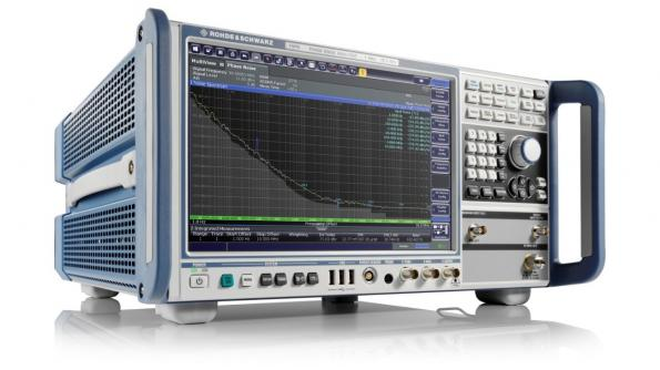 8GHz phase noise analyser for radio system test