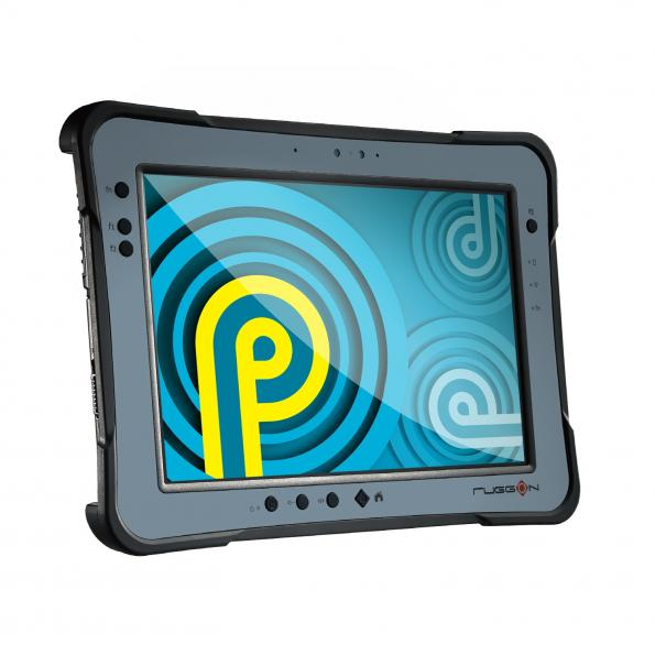 RuggON Corporation's SOL PA501 is a fully rugged tablet that is powered by an octa-core processor running Android 9 Pie.