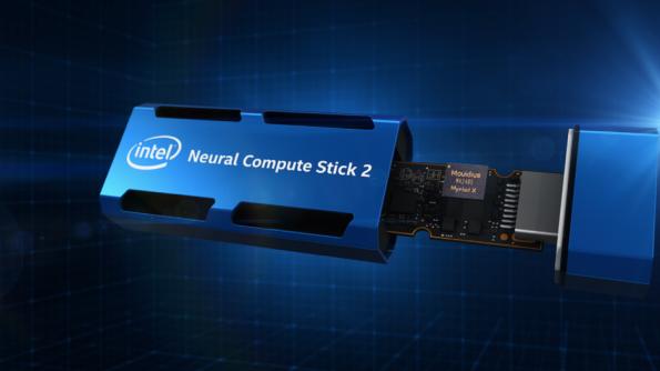 Rutronik adds Intel's Neural Compute Stick 2