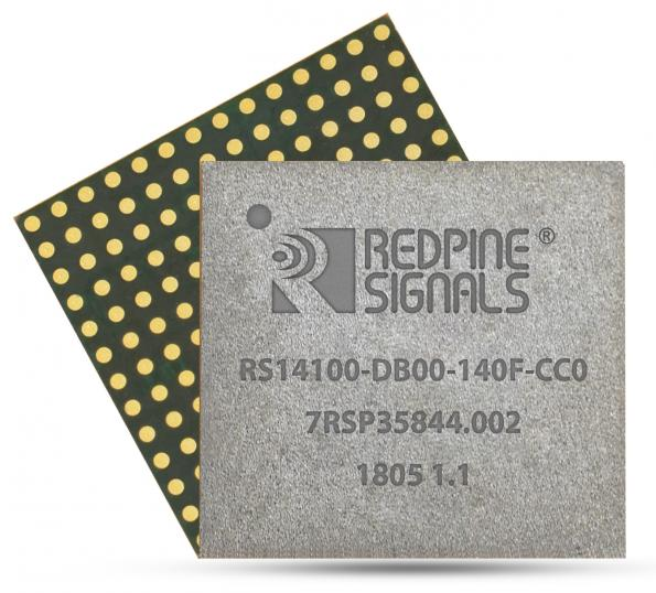 Rutronik has added Redpine Signals' RS14100 WiSeMCUTM family of wireless secure MCUs that offer a multi-protocol wireless sub-system.