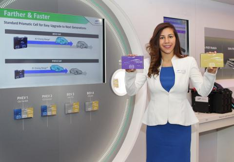 Samsung SDI aims for fast charge batteries for electric vehicles