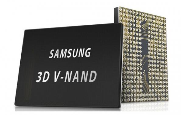 Samsung plans to 'double-stack' 3D-NAND flash memory