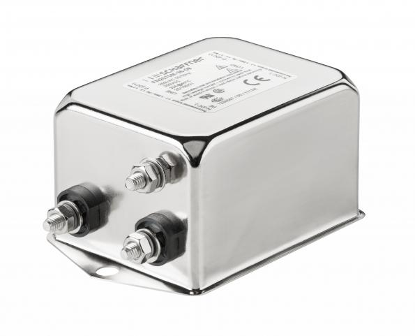 EMC filter for single phase applications now has DC approval