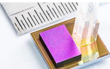 Transmetteurs optiques très haut débit de Scintil Photonics
