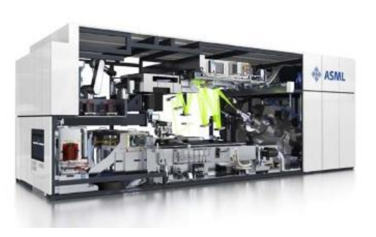 ASML prospers as EUV lithography takes off