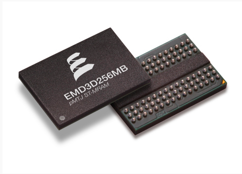Everspin begins STT-MRAM volume production