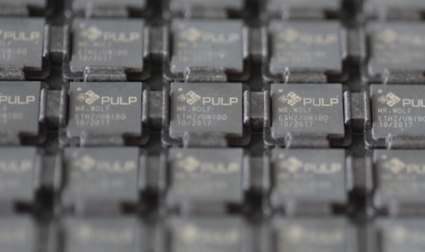 RISC-V processor Mr Wolf arrives to solve problems