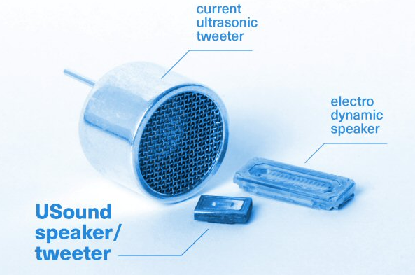 ST and USound demonstrate MEMS-based speakers in headphones