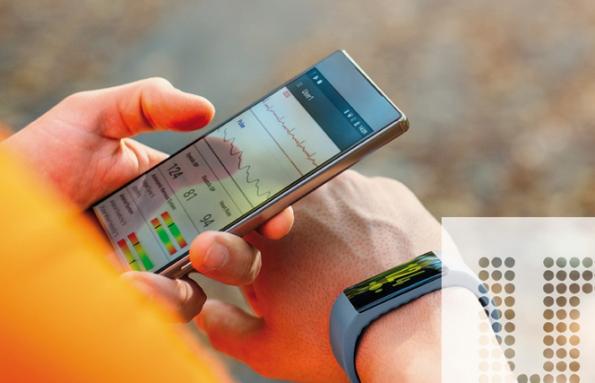 Vital signs sensor reference design supports smart health