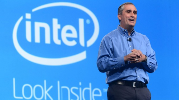 Intel CEO resigns over past relationship