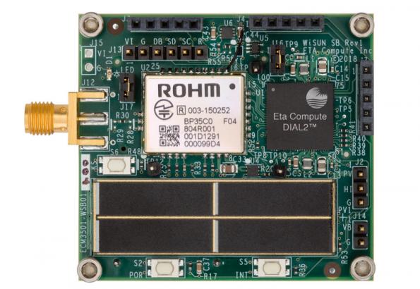 Eta Compute, Rohm team on IoT sensor nodes