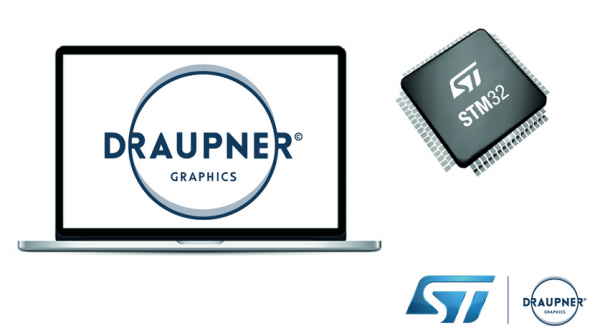 ST acquires embedded GUI specialist