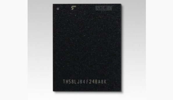 Toshiba achieves 1.33Tbit using 96-layer, quad bit 3D-NAND technology