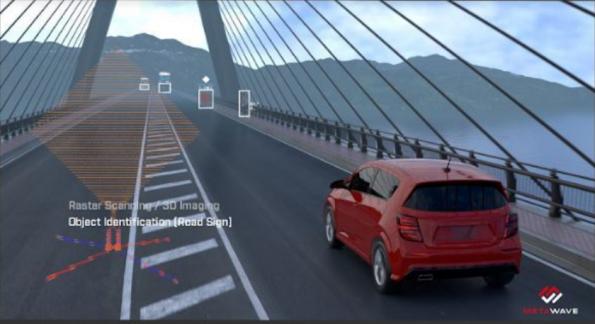 Metamaterial startup raises funds to improve automotive radar